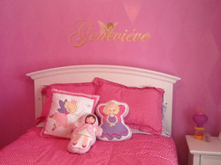 Murals By Marg Girls Pink Room 2013 1.JPG