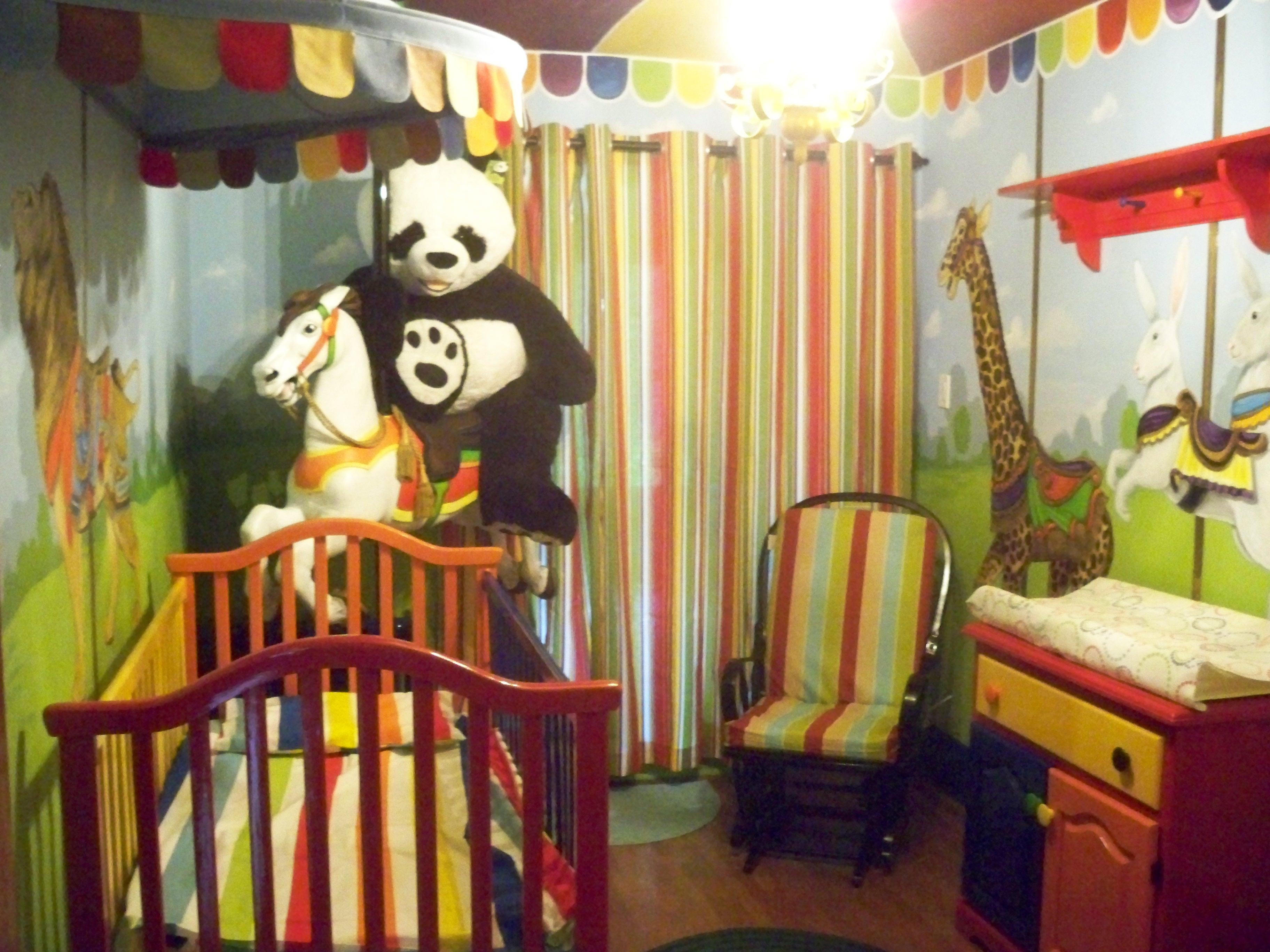 Murals By Marg Carousel Nursery  1.JPG