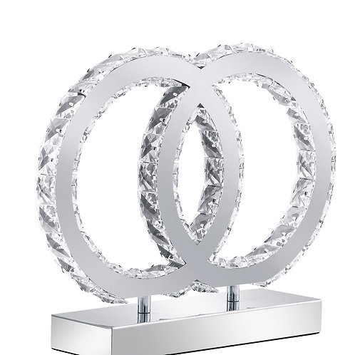 Double O Table Lamp