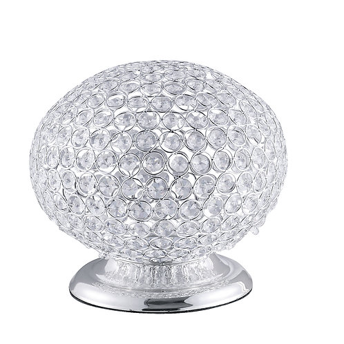 Crystal Touch Table Lamp