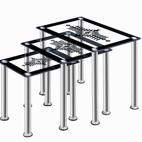 Pattern Design Nest of Table
