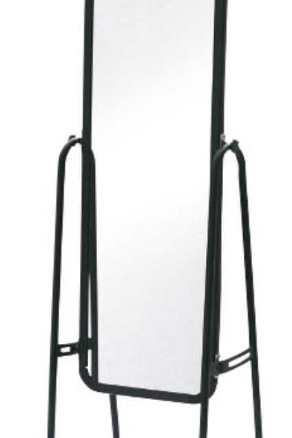 Black Standing Mirror