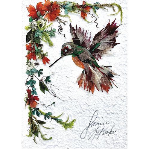 Fall Hummingbird