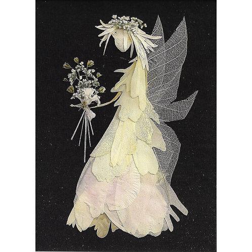 White Peony Angel