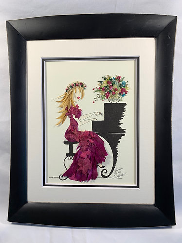 The Blonde Pianist