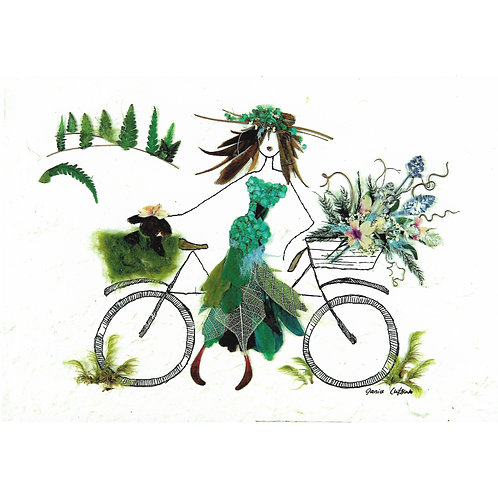 Meadow Cyclist