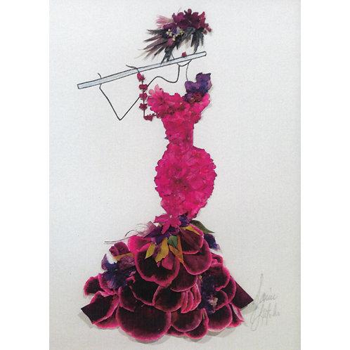 Pink Flautist