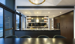 Penthouse Kitchen from Dining
