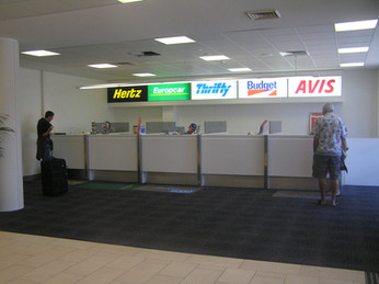 Newcastle Airport Upgrade 2006
