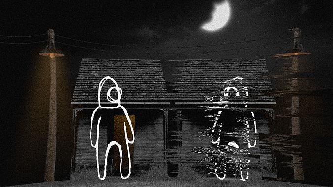 Detalhe de cena do filme