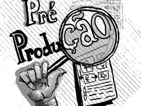 Animação passo a passo - Parte 3 - PRÉ PRODUÇÃO
