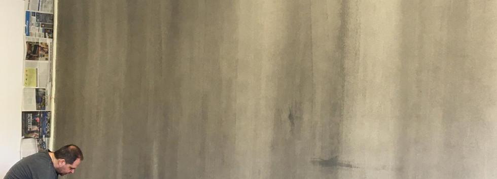 Pintura da cor de fundo da arte