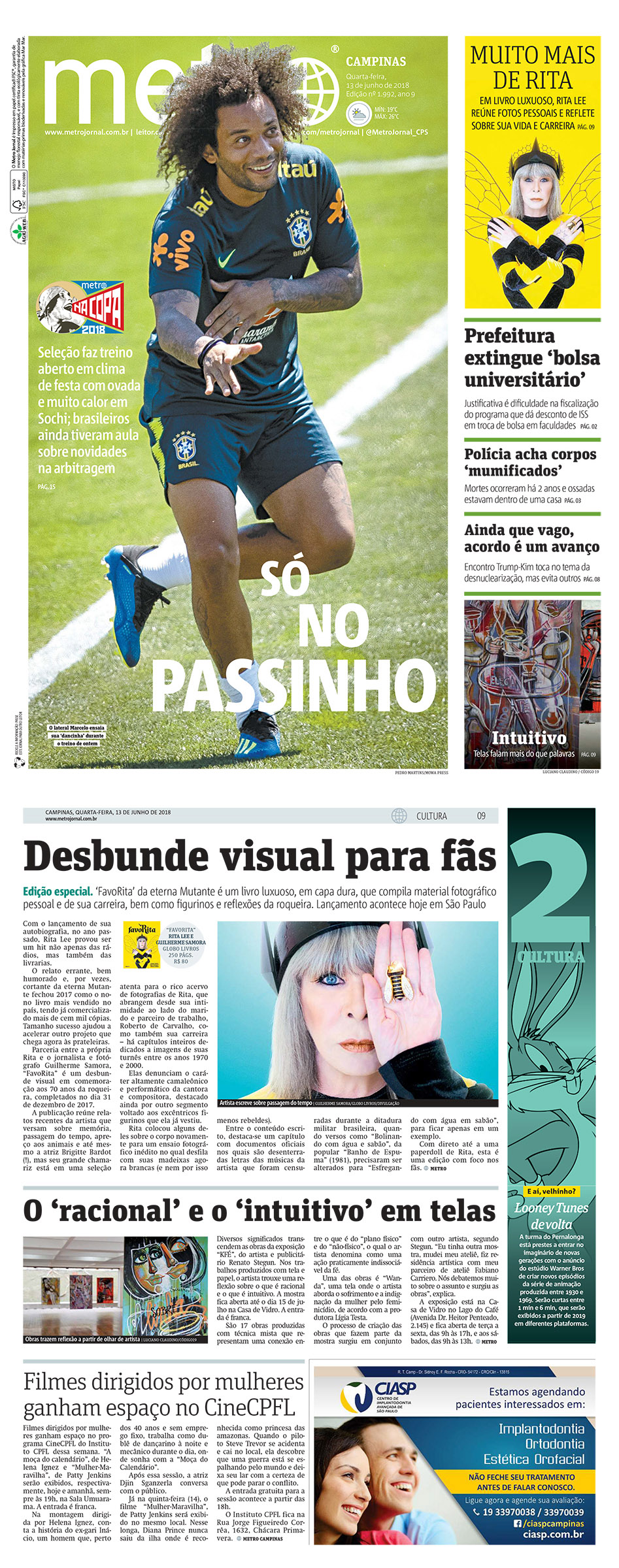 Jornal Metro Campinas