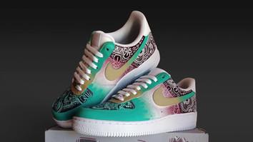 Nike AF1 - Personalizado