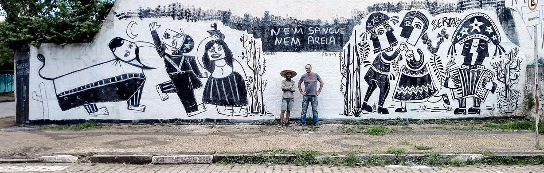 Muro Vila Industrial Fev 2019