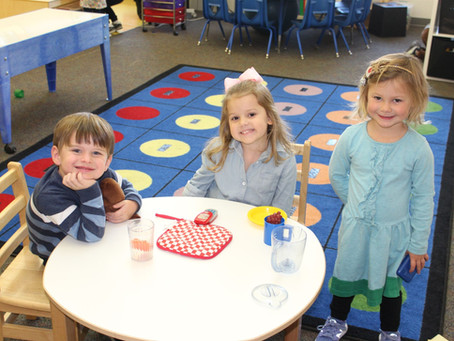 Day Camp for Preschoolers