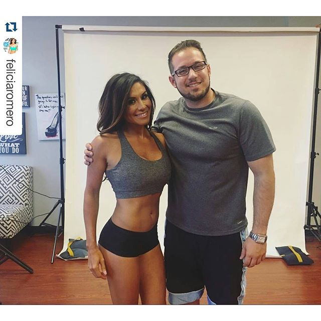 #Repost _feliciaromero with _repostapp_・・・_Great shoot w _jpatrickphoto!!! Thank you James 💪🏻💪🏻
