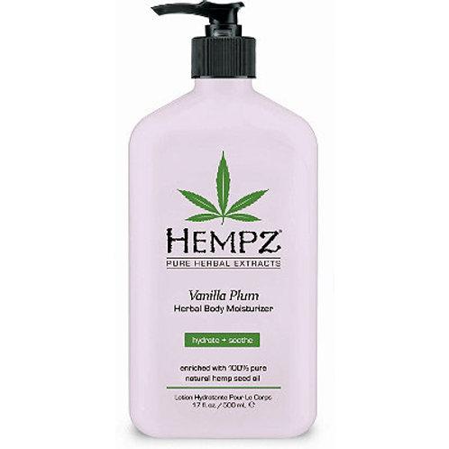 Hempz Vanilla Plum