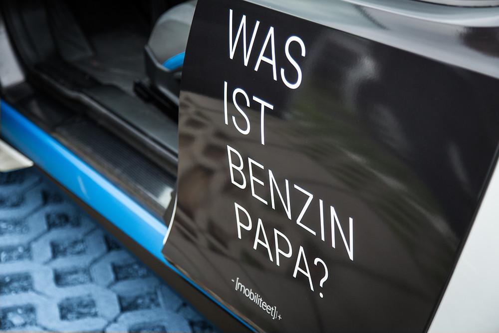 Was ist Benzin Papa? | Carsharing mobiliteet