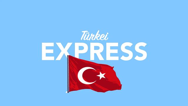 Per Express in die Türkei versenden