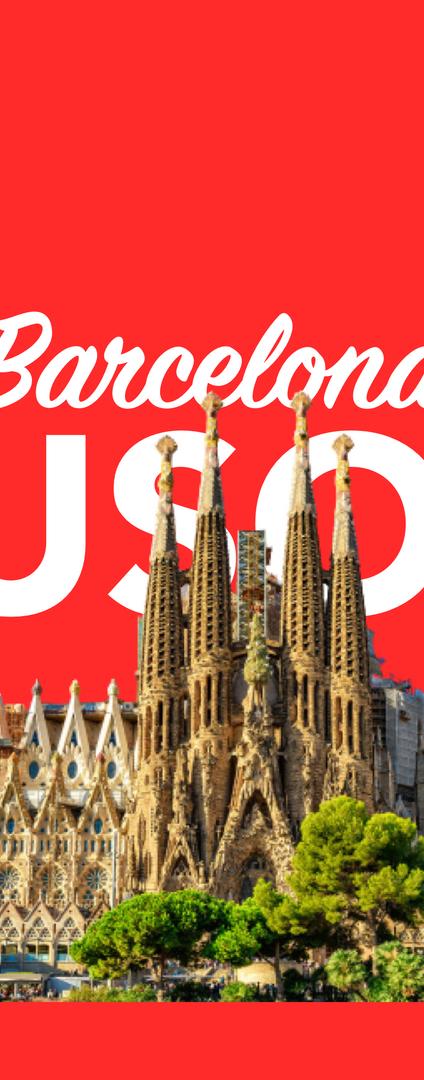 Heute noch Barcelona per Kurier