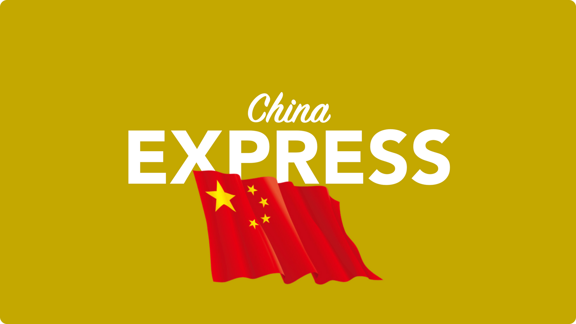 Per Express nach China versenden