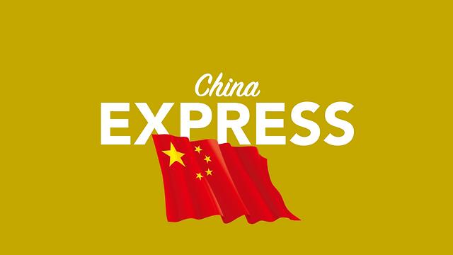 Per Express nach China versenden