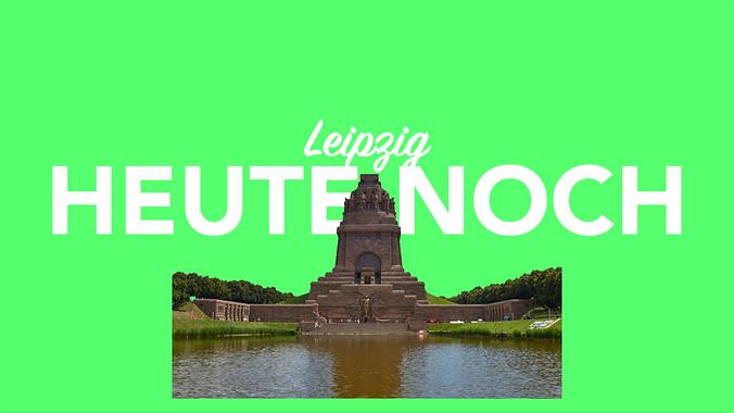 Heute noch Leipzig per Kurier