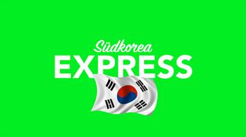 Südkorea Express 4xpress.com