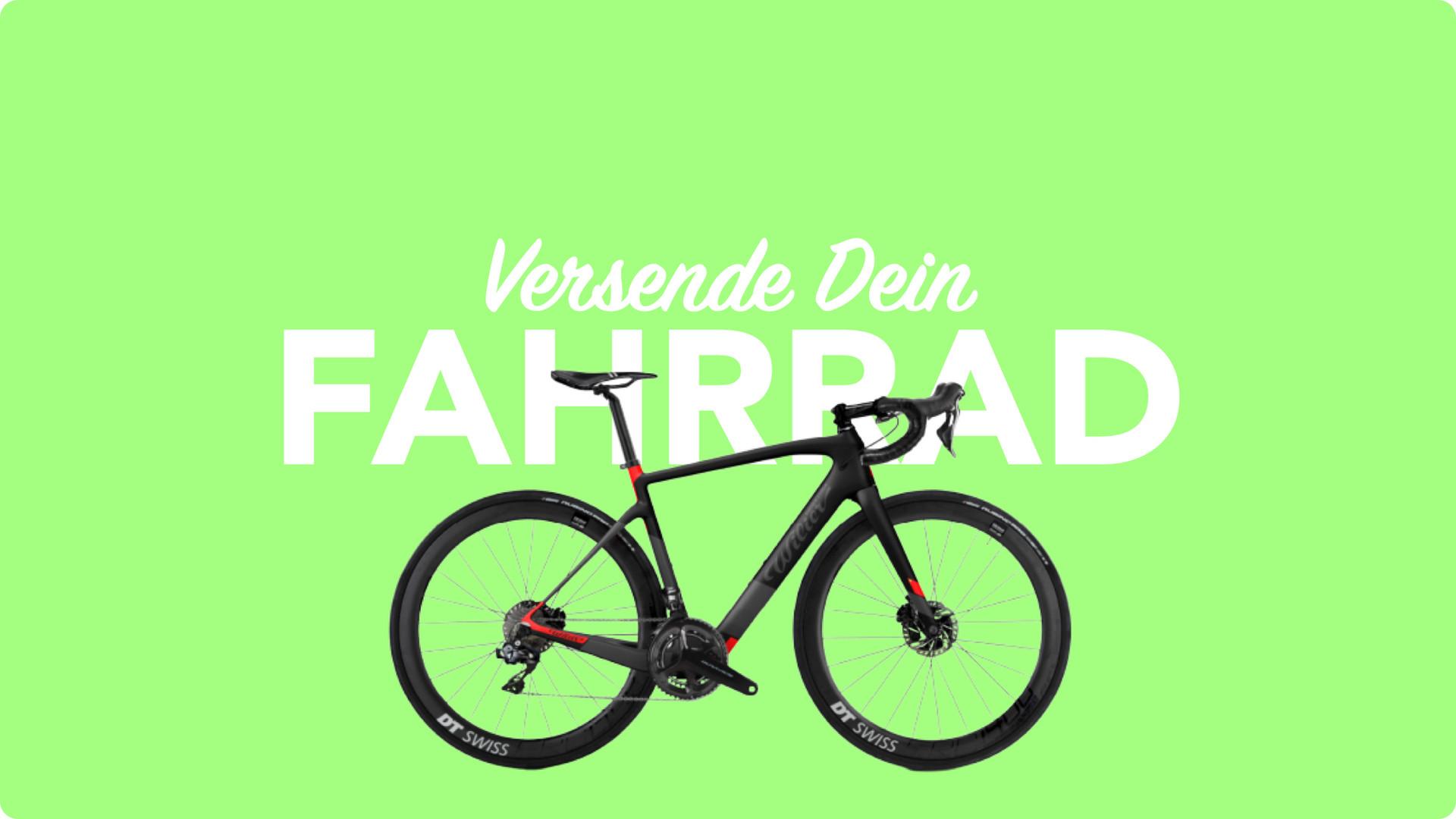 Fahrradversand mit 4xpress.com