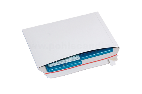 Envelope (25 Stück) |  Karton Briefumschlag mit Fenster (Preis zuzüglich Mwst.)