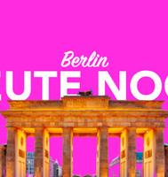 Heute noch Berlin per Kurier
