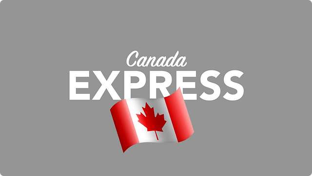 Per Express nach Canada versenden