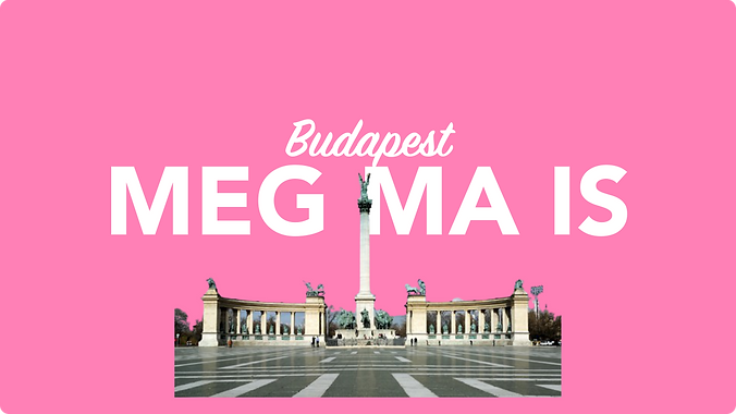 Heute noch Budapest per Kurier