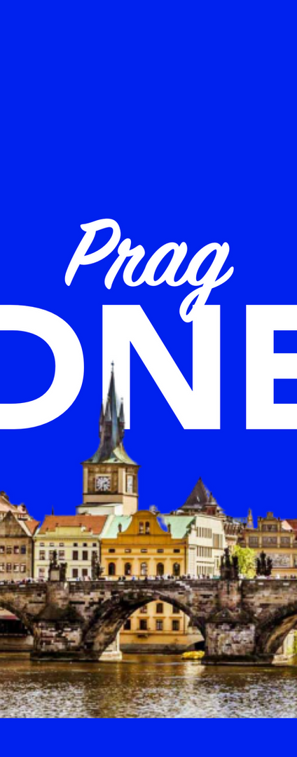 Heute noch Prag per Kurier