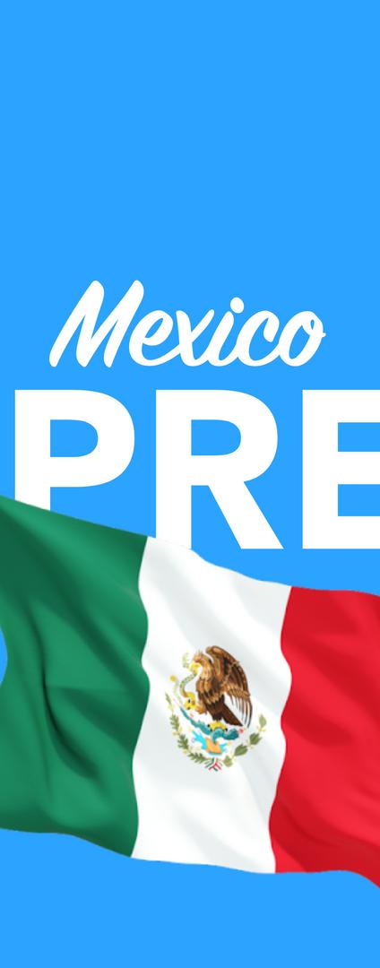 Per Express nach Mexico versenden