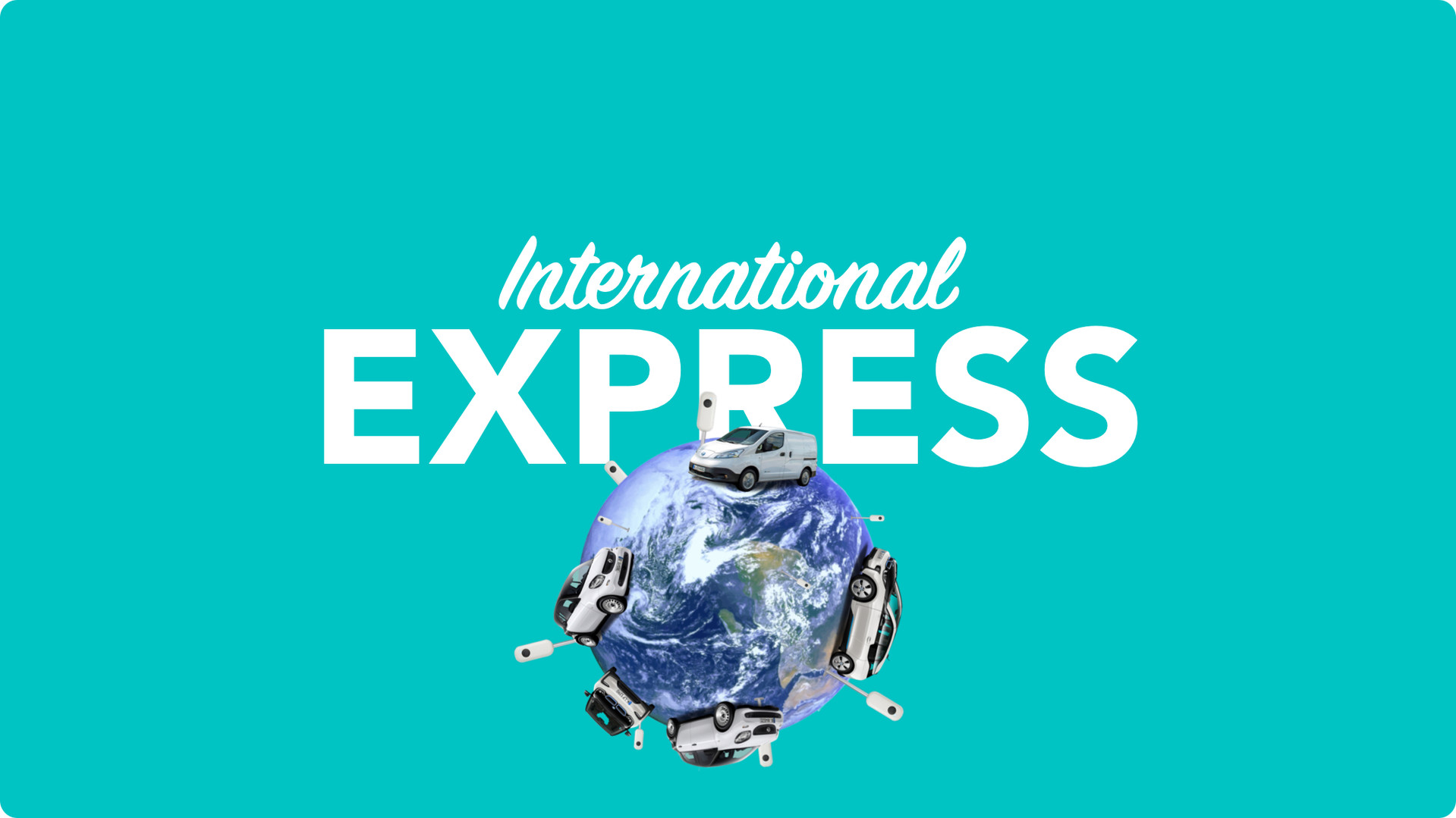 Internationaler Expressversand