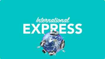 Internationaler Expressversand