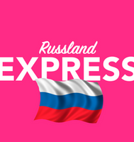 Per Express nach Russland versenden