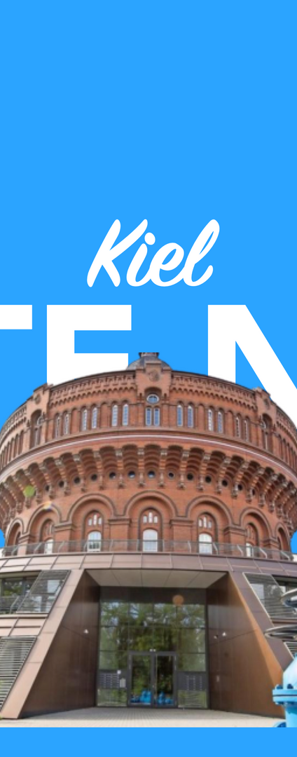 Heute noch Kiel per Kurier