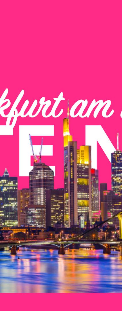 Heute noch Frankfurt per Kurier