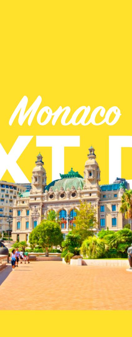Morgen in Monaco per overnight Kurier
