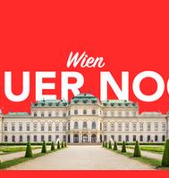 Heute noch Wien per Kurier