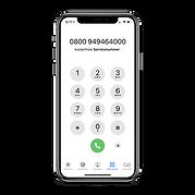 iphone x servicenummer.png