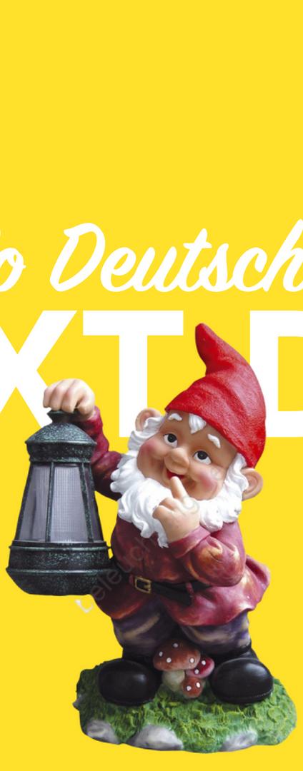 Morgen in Deutschland per overnight Kurier