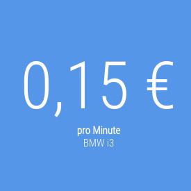 mobiliteet E-Carsharing für 15 Cent die Minute