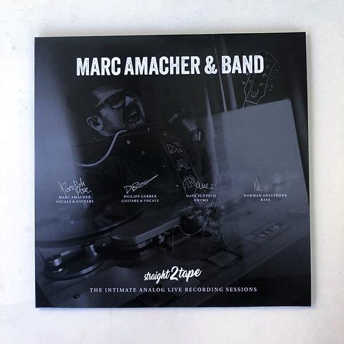 Straight to Tape LP - Vinyl