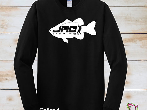 JustAnotherGuyFishing (JAG) Long Sleeve