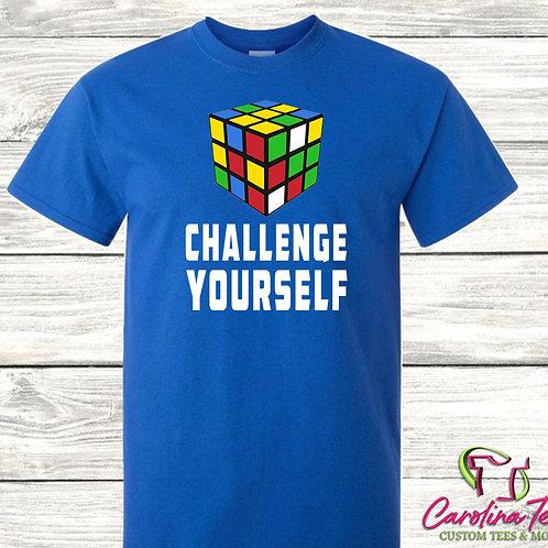 Rubiks Cube Challenge Yourself