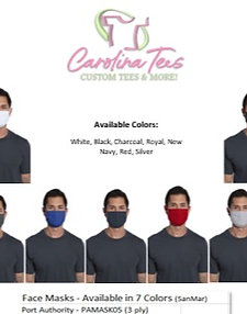 Customized Cloth Face Mask